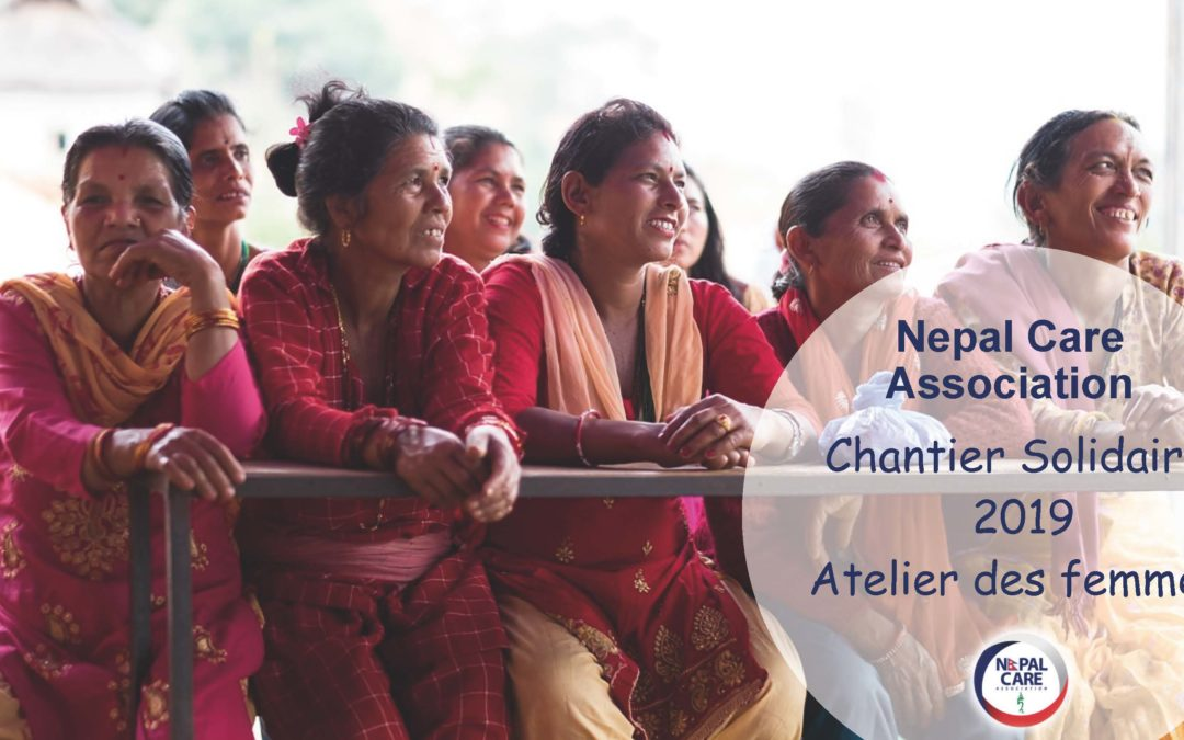 ATELIER DES FEMMES NEPAL CARE