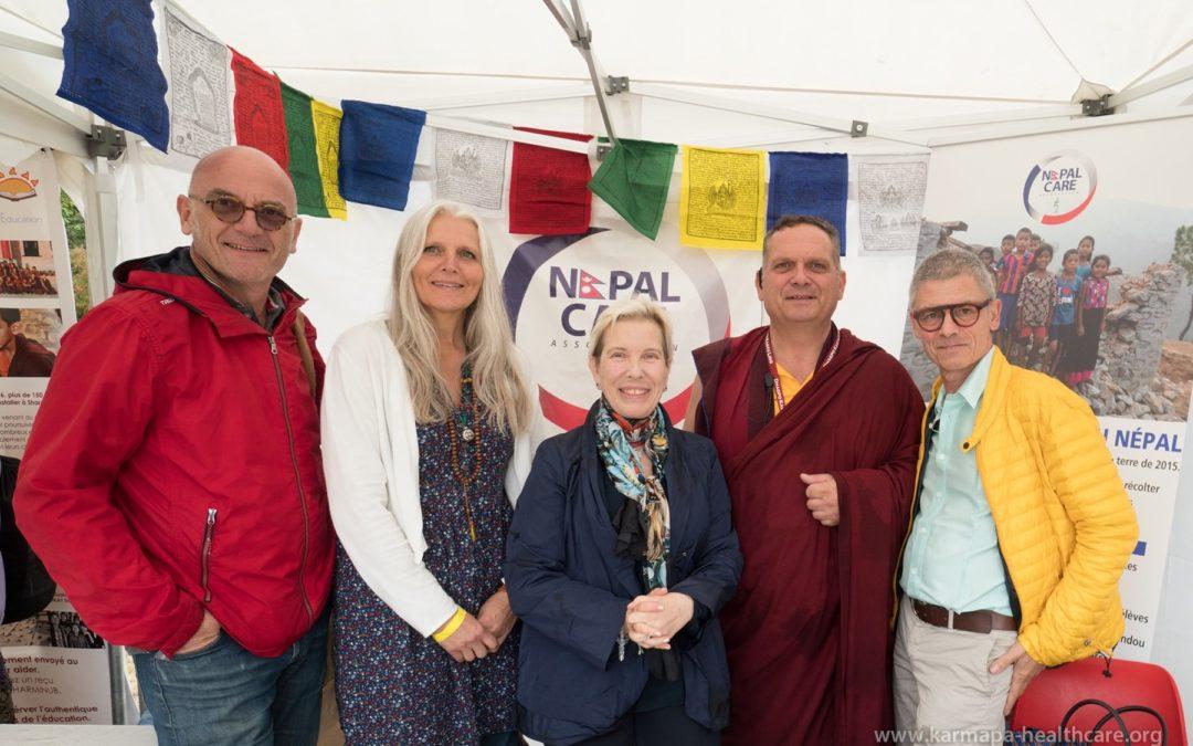 NEPAL CARE ET KHCP DÉVELOPPENT DES PROJETS EN COMMUN